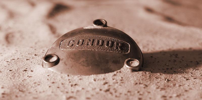 Motorradmarken Condor 01