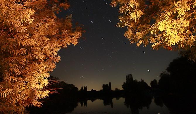Nightshots Nachtbilder Sternenhimmel