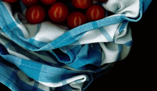 Scanografie Natur: Tomaten