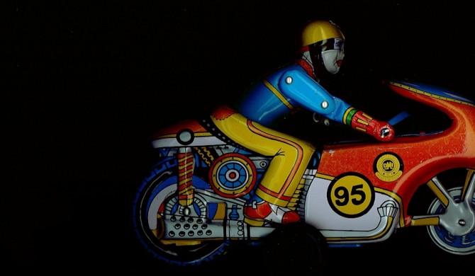 Scanografie Motorbike 2