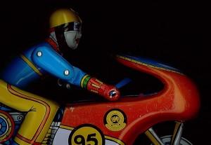 Scanografie Motorbike 1