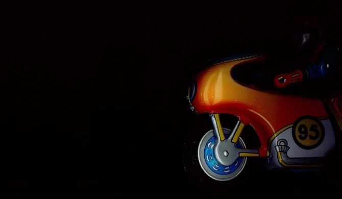 Scanografie Motorbike 3