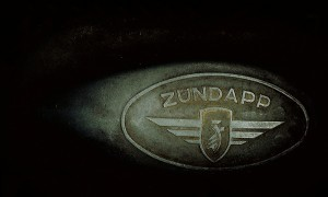 Scanografie Zündapp